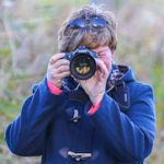 Mijn nieuwe 30-700mm lens uitproberen op Schokland.